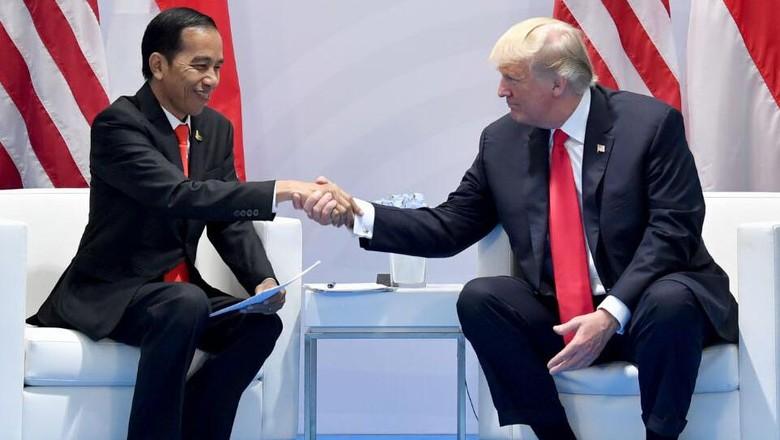 Harapan Trump untuk Indonesia pada HUT Ke-75 Kemerdekaan RI